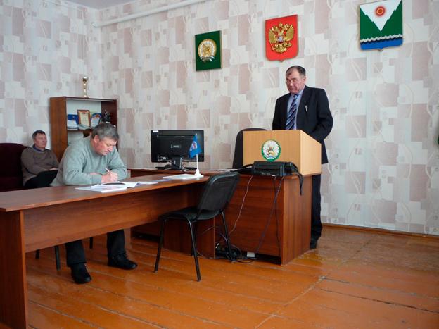 Принятие решения об участии в ППМИ-2019 на заседании Совета сельского поселения.